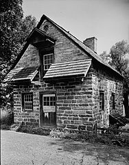 Turck House Oley, Pennsylvania (1767)