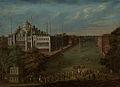 De grootvizier steekt de Atmeydanı (hippodroom) over Rijksmuseum SK-A-1998.jpeg