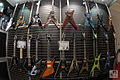 Dean Guitars - fisheye lens effect - Expomusic 2014.jpg