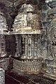 Decorated Mantapa Hoysaleswara Temple Halebid.jpg