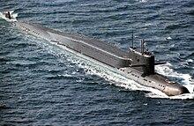 Ballistic missile submarine - Wikipedia