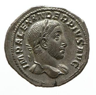 Severus Alexander - Denarii of Severus Alexander