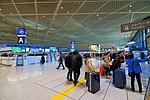 Departure lobby of Tokyo Narita Airport.JPG
