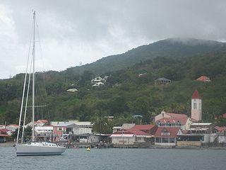 Saint Marie (fictional island) Fictional island