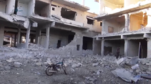 Destroyed area in Daraa al-Balad.png