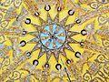 Detalle de la cúpula de la iglesia de San Francisco Acatepec.jpg
