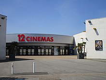Cinema Cgr Centre Ville Poitier