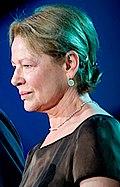 Photo of Dianne Wiest in 1990.[50]