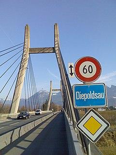 Diepoldsau,  Kanton St. Gallen, Швейцария