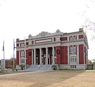 Dillon County Courthouse United States historic place
