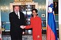Dimitrij rupel Condoleezza Rice1.jpg