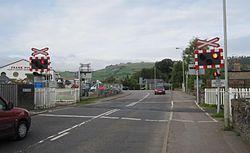 Dingwall No. 2 Level Crossing (11034941386).jpg