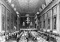 Dinner of the Royal Humane Society; Freemason's Hall. Wellcome L0010647.jpg