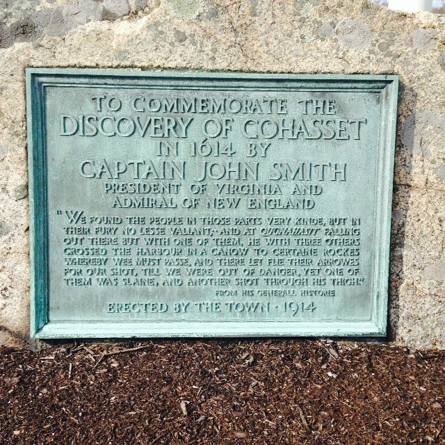 Discovery of cohasset