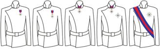 Military Order of Savoy - Image: Divisa.Ord.Militare di Savoia