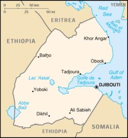 List of localities in Djibouti - Wikipedia