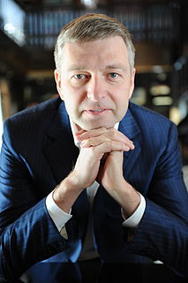 Dmitry Rybolovlev Russian businessman