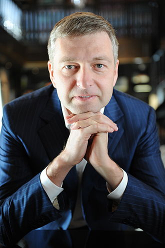 The Bouvier Affair - Dmitry Rybolovlev
