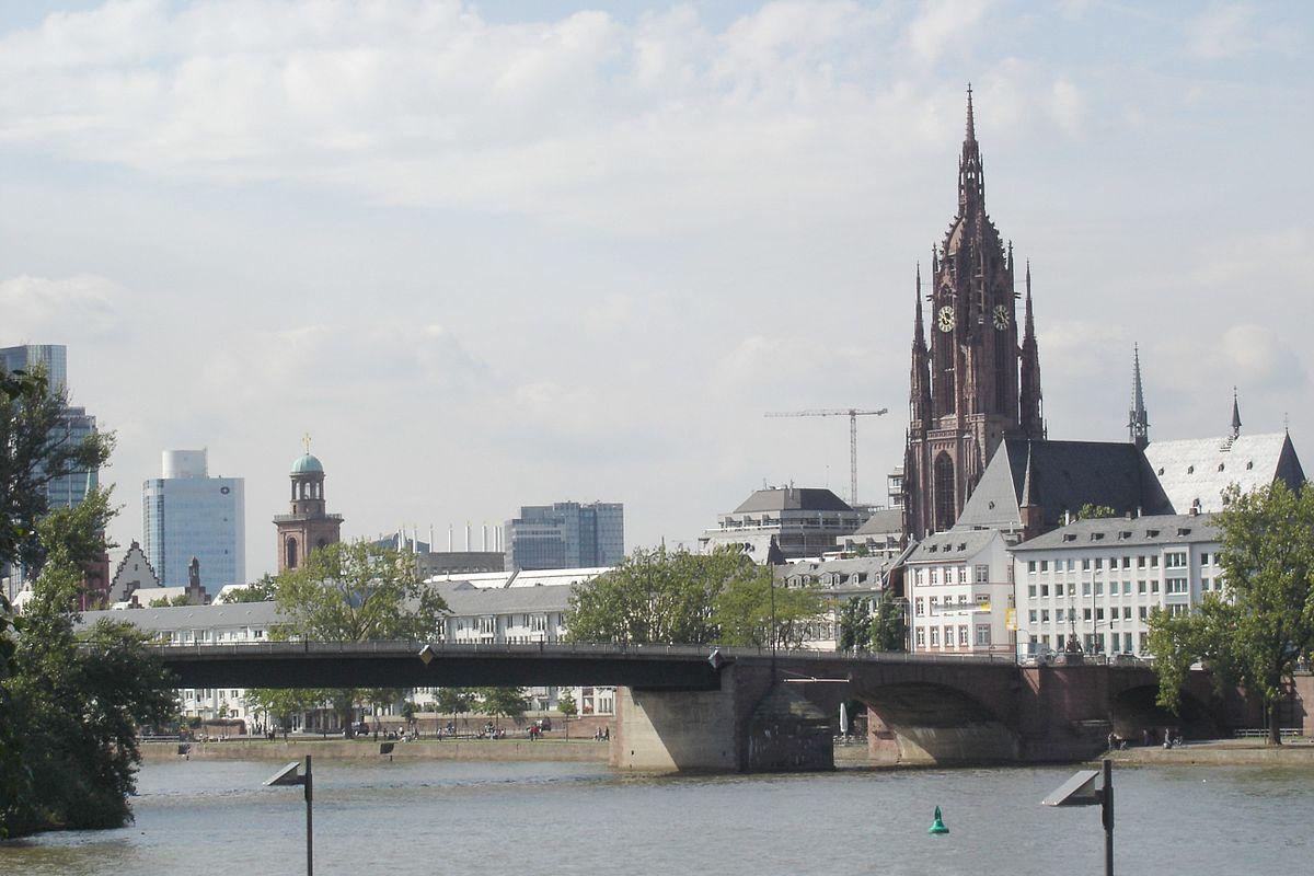 Frankfurt am Main in der Literatur – Wikipedia