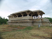 Domakonda Temple Side View