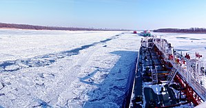 Azovsky District - Don River in Winter, Azovsky District