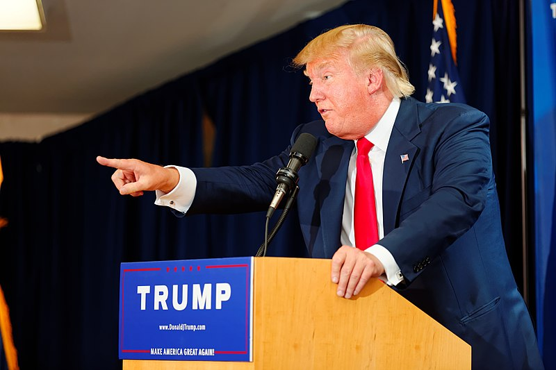 File:Donald Trump Laconia Rally, Laconia, NH 4 by Michael Vadon July 16 2015 15.jpg