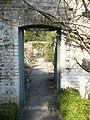 Doorway to the walled garden, Quex Park - geograph.org.uk - 1216092.jpg