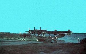 Dornier Do 24 - A Luftwaffe Do.24 in Romania, 1941