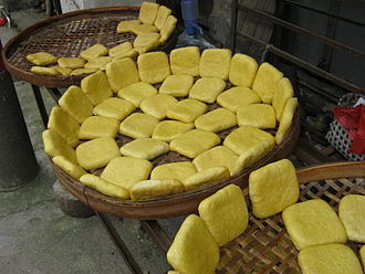 Tofu - Dòugān (extra firm tofu)