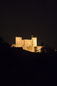 Dover Castle at Night.jpg