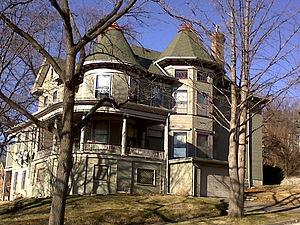 Dr. Heinrich Matthey House - Image: Dr. Heinrich Matthey House