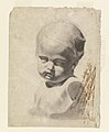 Drawing, Study of a Bust of a Child (from a plaster cast), 1881–92 (CH 18439671).jpg