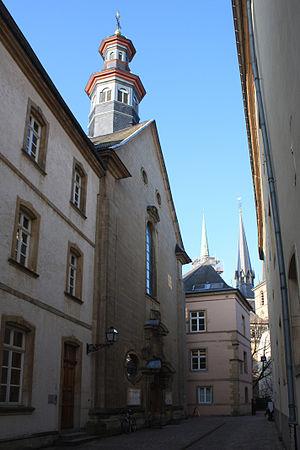 Trinity Church, Luxembourg