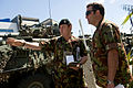 Drivers plan tour of Chch for Chief - Flickr - NZ Defence Force.jpg