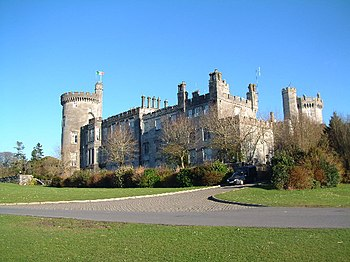 English: Dromoland Castle. Dromoland, one of t...