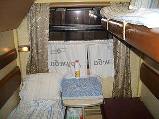 кровать купе фото