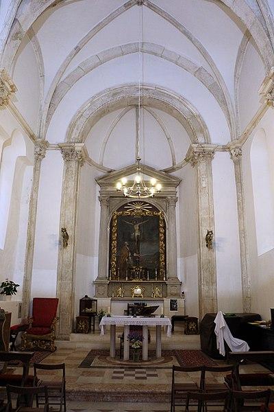File dubrovnik chiesa rinascimentale del salvatore 1520 for Interno 28
