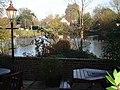 Duck pond on Stamford Green, Epsom Common - geograph.org.uk - 82250.jpg