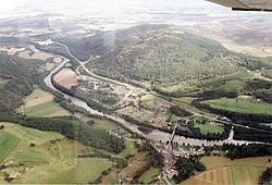 Dunkeld From The Air - geograph.org.uk - 613704.jpg