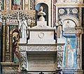 Duomo (Verona) - Interior - Nave right part - Monument to Antonio Cesari.jpg