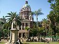 Durban City Hall, 263 West Street, Durban. 1883. Has Merorial Gardens too. 02.JPG