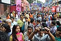 Durga Puja Spectators - Singhi Park - Ramani Chatterjee Road - Kolkata 2014-10-02 8982.JPG