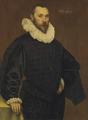 Dutch School Portrait of a Gentleman dated 1599.png