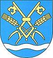 Dvorce (okres Jihlava) znak.jpg