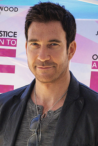 Dylan McDermott - McDermott at a charity event in West Hollywood, California, February 2014