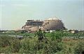 Dynamotion Hall And Space Odyssey Under Construction - Science City - Calcutta 1996-March 931.JPG