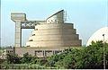 Dynamotion Hall Under Construction - Science City - Calcutta 1996-December 907.JPG