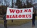 Dzień Solidarności z Białorusią - marzec 2011 18.JPG