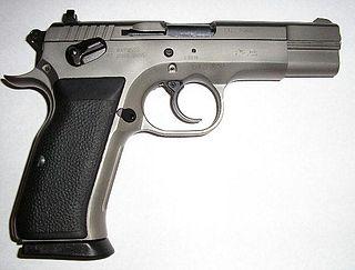 Tanfoglio T95 Semi-automatic pistol