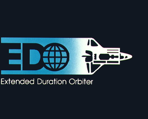 Extended Duration Orbiter - The insignia for Extended Duration Orbiter missions.